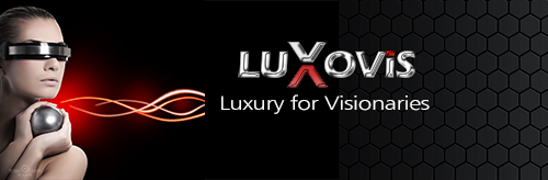 The logo of Luxovis from World Class Luxury